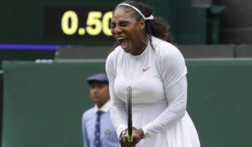 Serena Williams vence a Tomova y se coloca en la tercera ronda