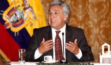 El presidente de Ecuador dice que no le interesa