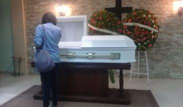 Velan restos de mujer asesinada por ex pareja en Pantoja