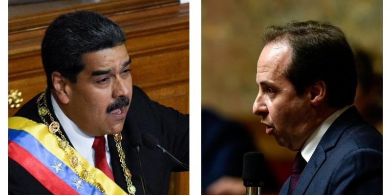 Diputado francés demandará a Nicolás Maduro por declaraciones racistas sobre Mundial: