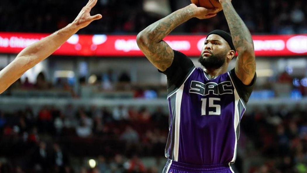 Warriors responden llegada de James a Lakers con fichaje del pívot Cousins