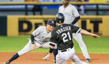 3-6. Frazier pega jonrón y define el triunfo de los Mets