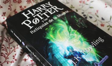 Un día como hoy, J.K. Rowling escribió el último libro de Harry Potter