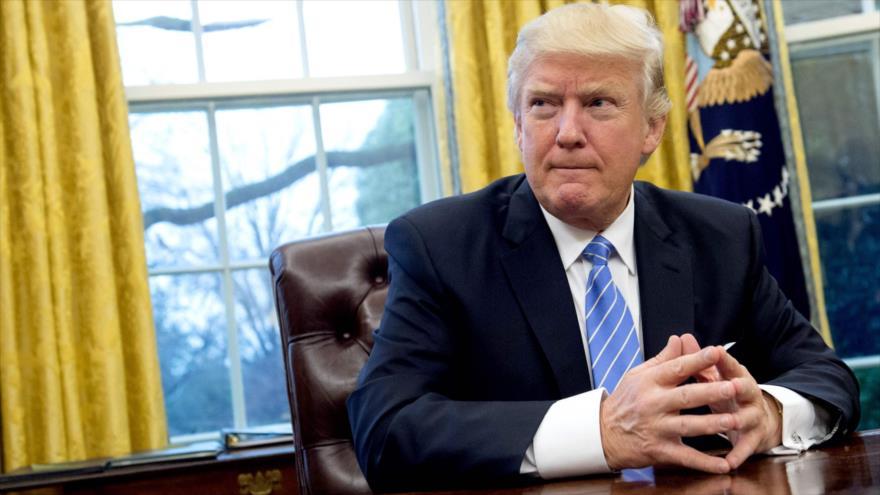 Estados de EE.UU. demandan a Trump por permitir impresión de armas