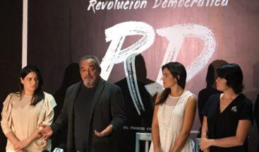 El director de cine Alfonso Rodríguez presenta su proyecto político