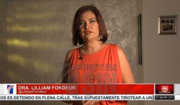 La Consulta con la doctora Lilliam Fondeur