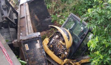 Un muerto y varias personas heridas en accidente de tránsito en carretera Maimón-Cotuí