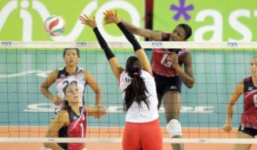 PR doblega a T. y Tobago y Canadá a Costa Rica en Panamericano voleibol