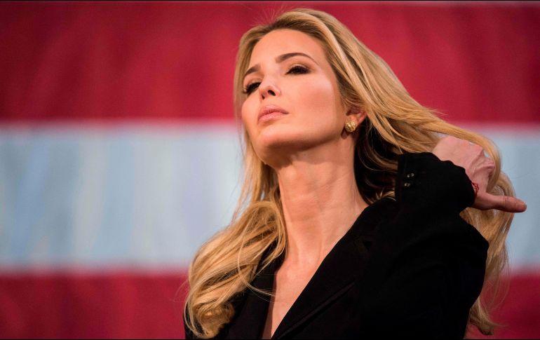 Ivanka Trump anuncia el cierre de su marca de ropa