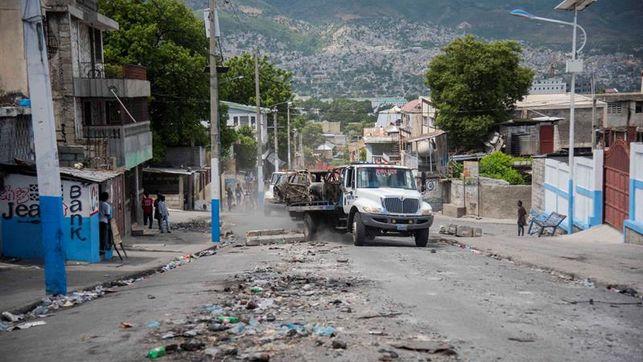 Escasa participación a la huelga convocada por la oposición en Haití