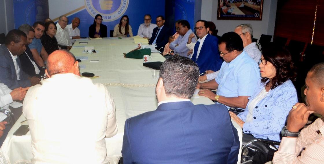 PRM designa nuevos titulares de departamentos de Gabinete Ejecutivo