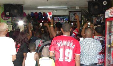 Residentes en Nizao celebran exaltación Vladimir Guerrero