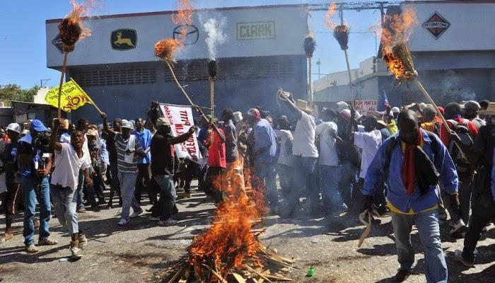 ONG denuncia que al menos 20 personas murieron durante disturbios en Haití