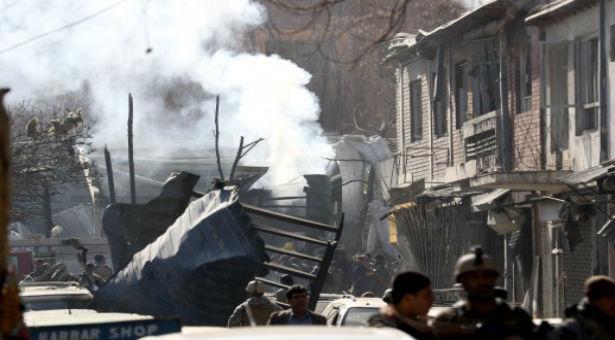 Sube a 302 el número de muertos por los ataques del EI en el sur de Siria
