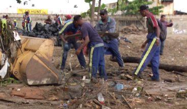 Ayuntamiento DN declara terminada la limpieza del Malecón