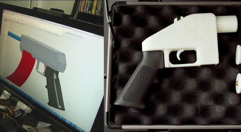 Senador de Florida presenta ley para prohibir publicar planos armas 3D