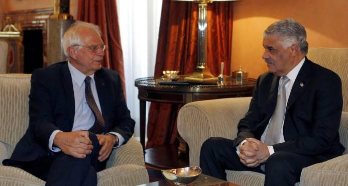 RD y España acuerdan reforzar la inversión y el comercio