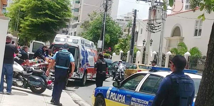 Un hombre herido tras toma de rehenes en un hotel en San Juan