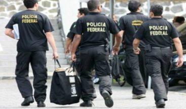 Policía brasileña presenta cargos contra 12 personas en el marco de Lava Jato