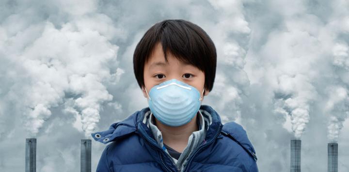 Contaminación eleva riesgo de enfermedades neurodegenerativas en niños