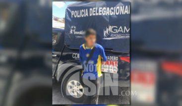 Policía detuvo niño de 13 años en México por secuestro