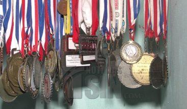 El atleta Luis García abrió el medallero con un oro para RD en Centroamericanos