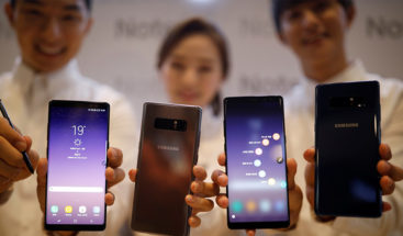Samsung revela el futuro del Galaxy S+ y el Galaxy Note