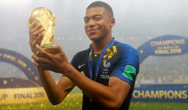 Futbolista francés Kylian Mbappé donará sus ganancias del Mundial a una causa humanitaria