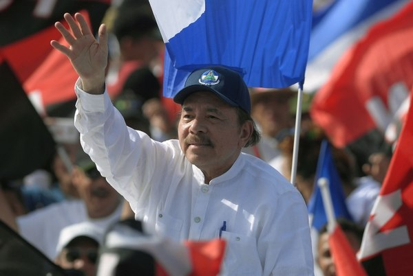 Daniel Ortega dice que sería