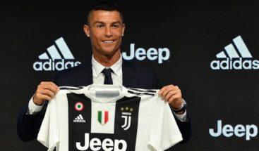 Cristiano Ronaldo inicia su nueva etapa en el Juventus