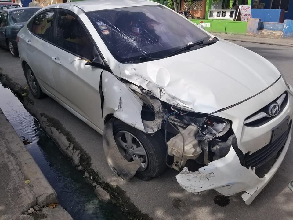 Un muerto y un herido en accidente de tránsito en Nagua