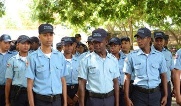 MIP relanza programa Policía Auxiliar; 352 jóvenes reforzarán seguridad ciudadana