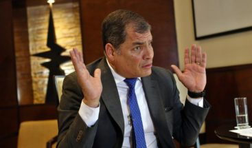 Corte de Ecuador rechaza recurso de apelación de prisión preventiva de Correa