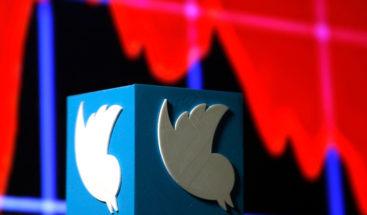 Twitter pierde un 14% en bolsa