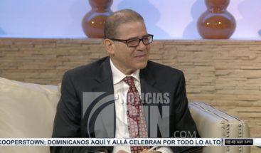 Entrevista al economista e investigador Apolinar Veloz en El Despertador
