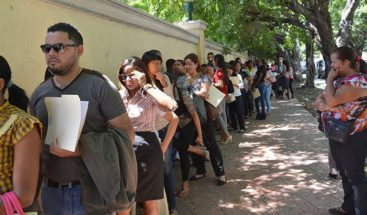Desempleo juvenil es de 29.4 por ciento, según estudio