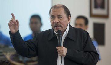 Ortega ofrece diálogo con mediación de la ONU