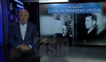 Ahora con Bernardo Vega: La historia real de lo ocurrió la noche que derrocaron a Juan Bosch