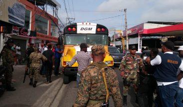 Migración detiene más de 700 extranjeros durante operativos en diferentes provincias