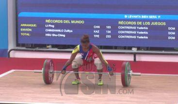 Familia de Beatriz Pirón celebra logros alcanzados en juegos Centroamericanos y del Caribe
