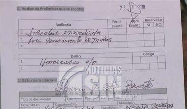 Colombia: Muerto es citado a testificar en juicio contra su asesino