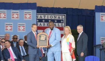 Vladimir Guerrero: Oficialmente inmortal del béisbol dominicano