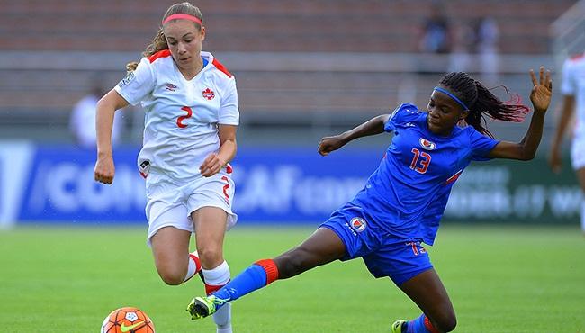 Haití se retira del fútbol femenino de los Juegos Centroamericanos