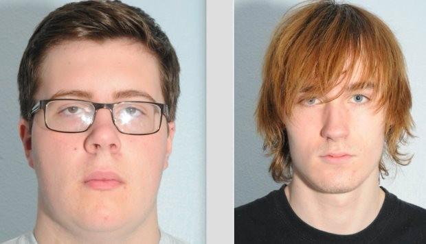 Condenan a 22 años a dos menores británicos por planear masacre en su escuela