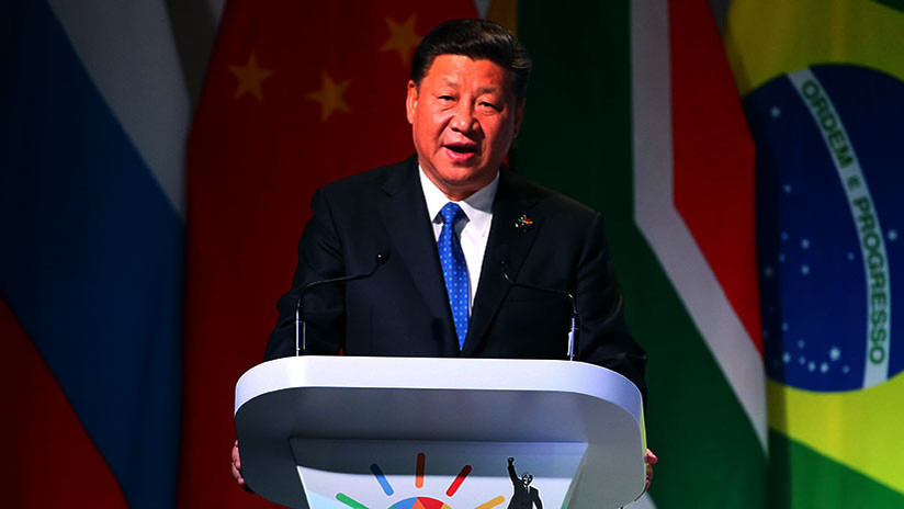 China responde a Trump con aranceles a EE.UU