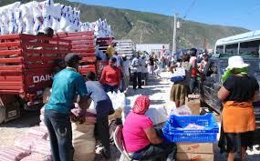 Con normalidad se desarrolla mercado binacional en Elías Piña