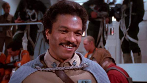 Billy Dee Williams volverá a interpretar a Lando Calrissian en