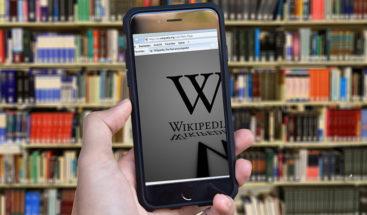 Wikipedia en español cierra temporalmente en protesta a la propuesta europea de derechos de autor