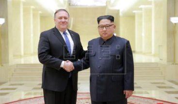 Pompeo busca en Pyongyang una hoja de ruta para el desarme norcoreano