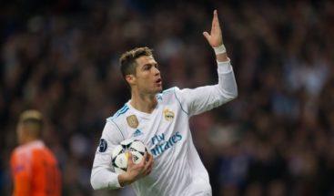 Cristiano se despide con carta de Real Madrid: